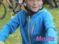 Moritz, erster Start - erster Sieg